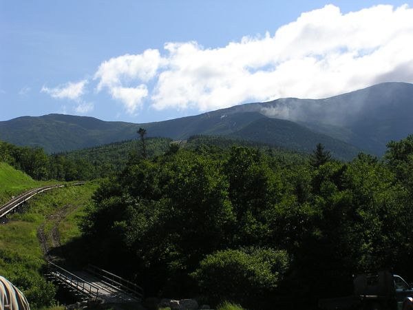 Mt Washington-Cog Railroad 002