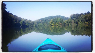 Todays-paddle-kayaking-roadtrip-bluemarshlake-weloveournewhobby_29049975582_o