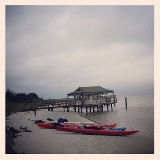 Kayaks-Tybee